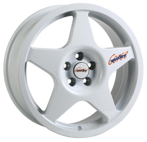 "Speedline Corse Type 2110 Challenge 16"" Alloy Wheels x4"