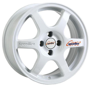 "Speedline Corse Type 2108 Comp 2 14"" Alloy Wheels x4"