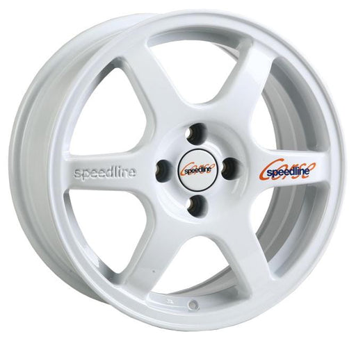"Speedline Corse Type 2108 Comp 2 15"" Alloy Wheels x4"