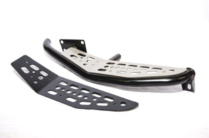 Bowler Motorsport Defender Rear Step Tow Bumper