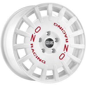 "OZ Racing Ford Fiesta ST Rally Racing 17"" Alloy Wheels"