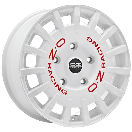 "OZ Racing Lancia Delta Integrale Rally Racing 17"" Alloy Wheels"