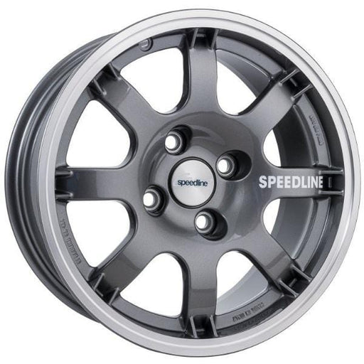 "Speedline Corse SL434 Peugeot 205 GTI 15"" Alloy Wheels"
