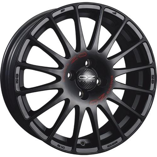 "OZ Racing VW Up! GTI Superturismo GT 17"" Alloy Wheels"