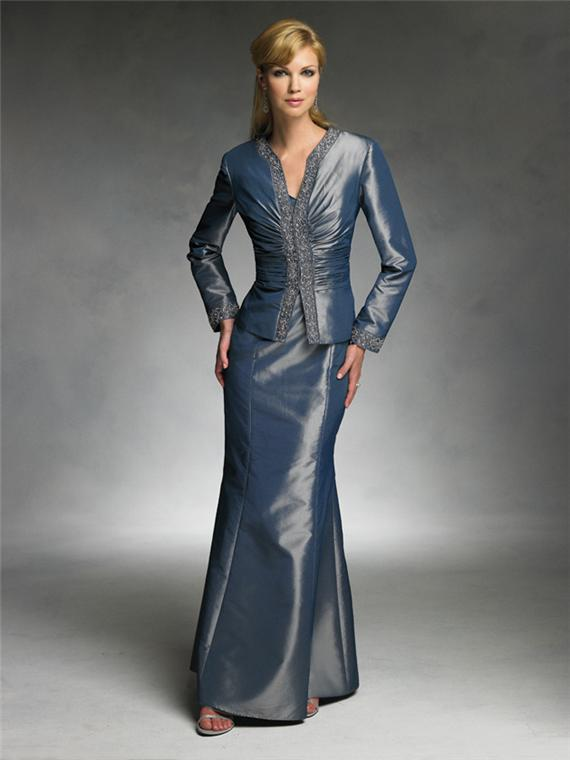 mother of the bride suits