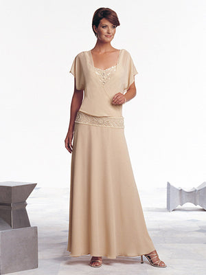 tea length mother of the bride dresses