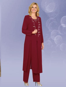 Wedding pants suits for womens
