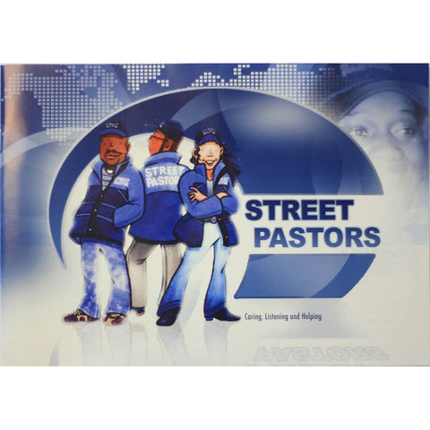 Street Pastors Booklet (Sold in Packs of 10)
