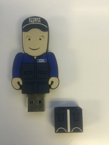 SPS CHARACTER USB – 8GB