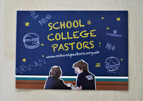 School Pastors Booklet (Sold in Packs of 10)