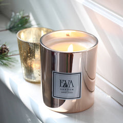 Christmas luxury scented soy UK candle