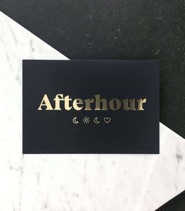 """Afterhour"" Mini Art Print"