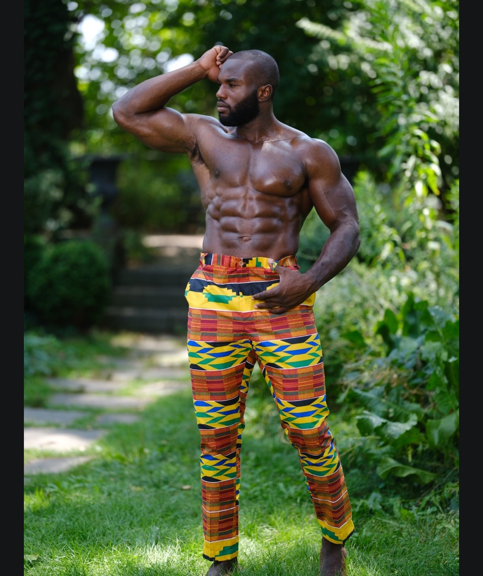 Kente Bliss