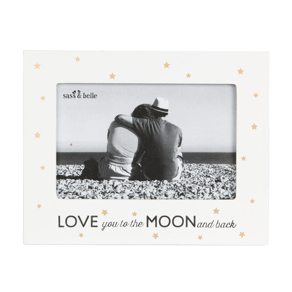 fotokader 'Love you to the moon and back'