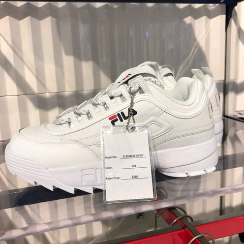 Get Your FILA Disruptor ll at Half The Price! – KartoutCo