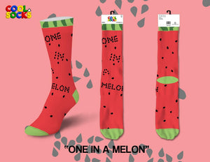 Cool Socks Women's One In A Melon