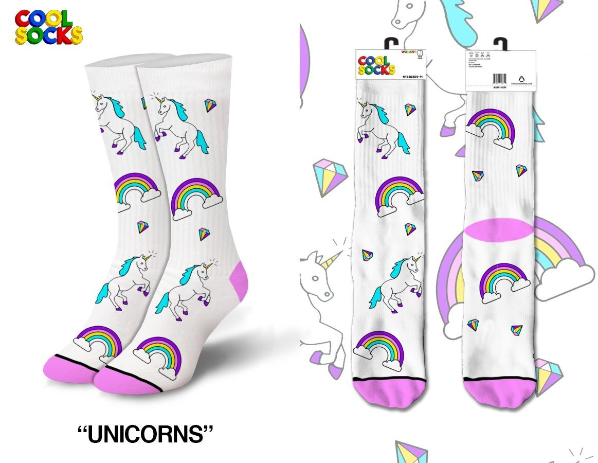 Cool Socks Woman's Unicorn