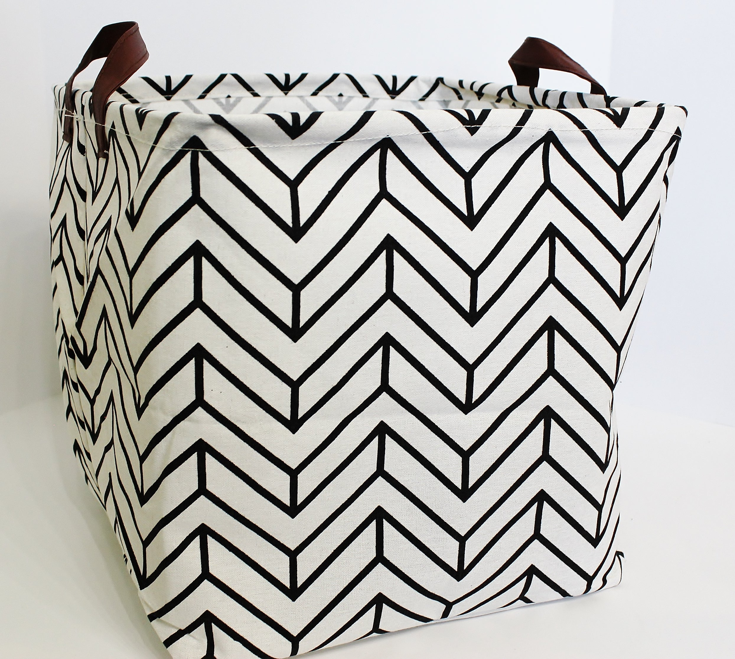 Cotton Folding Storage Bins