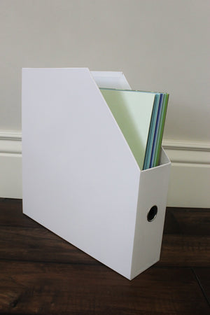 Vertical Paper Holder