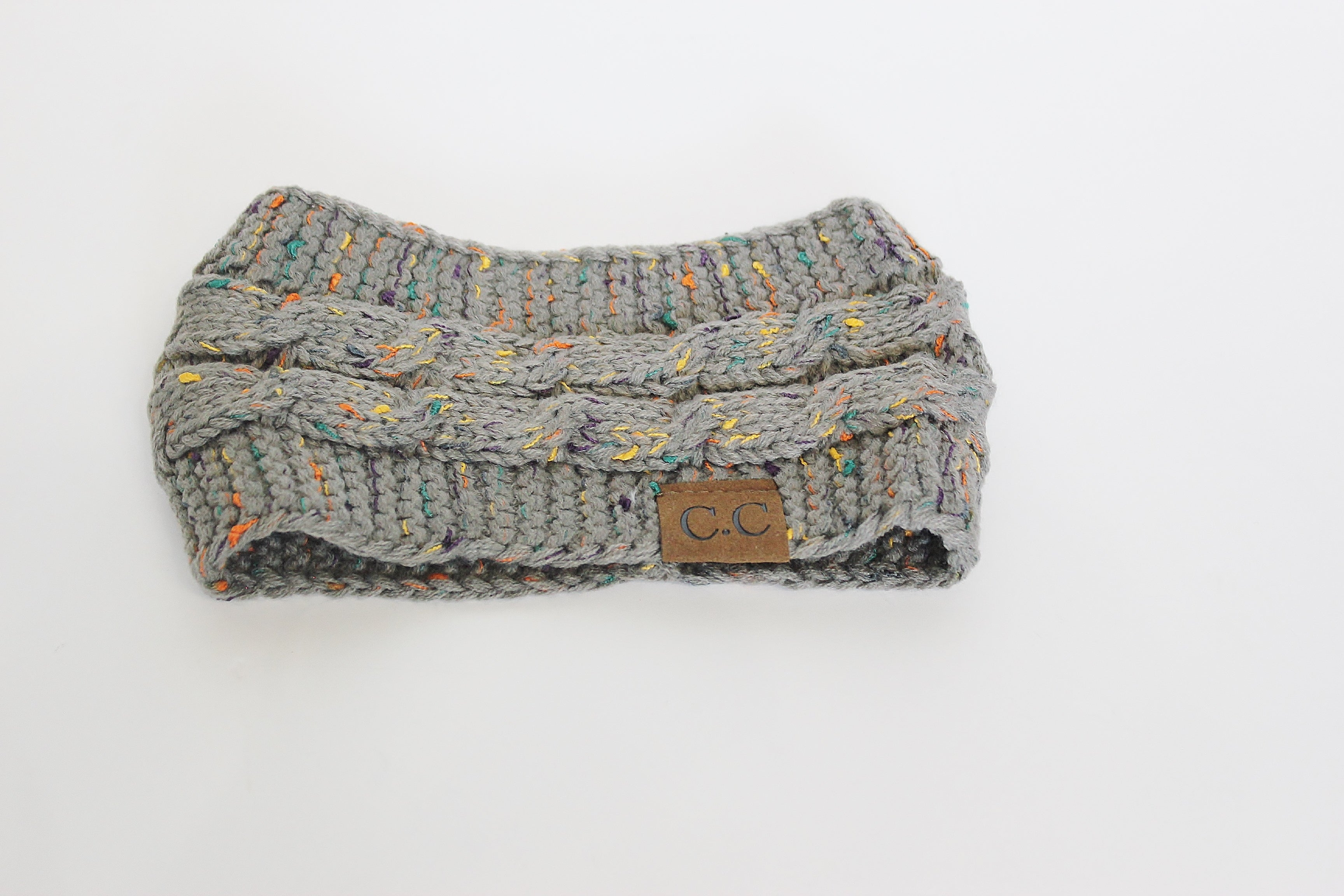 CC Knitted Headband