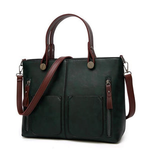 Jenary Shoulder Bag Green Vintage & Elegant Shoulder Bag