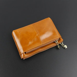 Jenary Wallet Brown Cute Coin Purse
