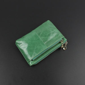 Jenary Wallet Olive Green Cute Coin Purse