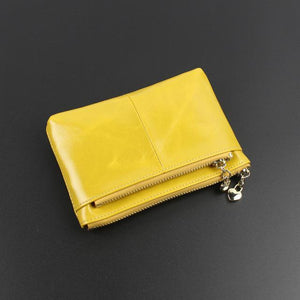 Jenary Wallet Yellow Cute Coin Purse
