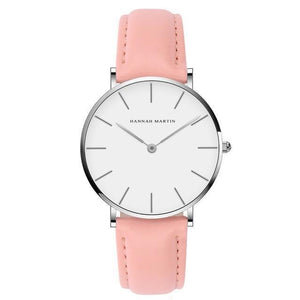 Jenary Watch CB36-YF Elegant Design Hannah Martin Leather Watch