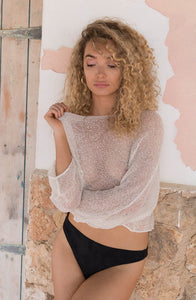 Super Soft Beach Jumper -  Candy Pink