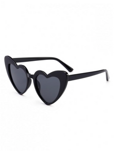 Oversized Heart Sunnies