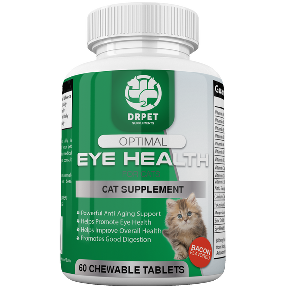 Optimal Eye Health for Cats