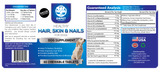 Healthy Hair, Skin & Nails for Dogs