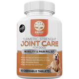Turmeric Strenght Joint Care for Dogs