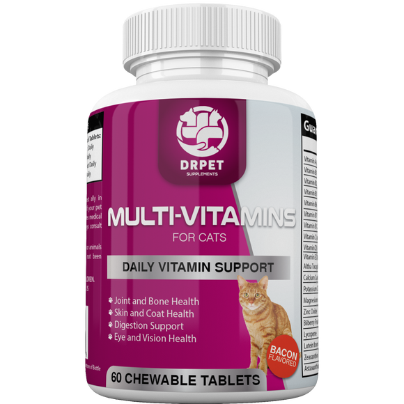 Complete Multi-Vitamins for Cats