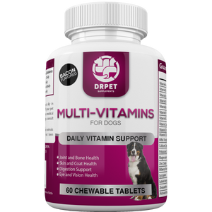 Complete Multi-Vitamins for Dogs