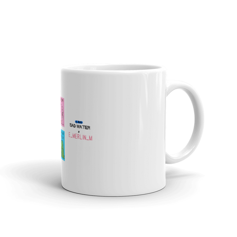 E_Merlin_M x SAD WATER MUG
