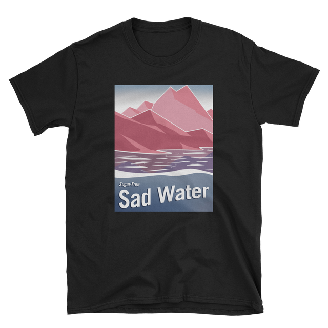 SUGAR-FREE SAD WATER T-SHIRT