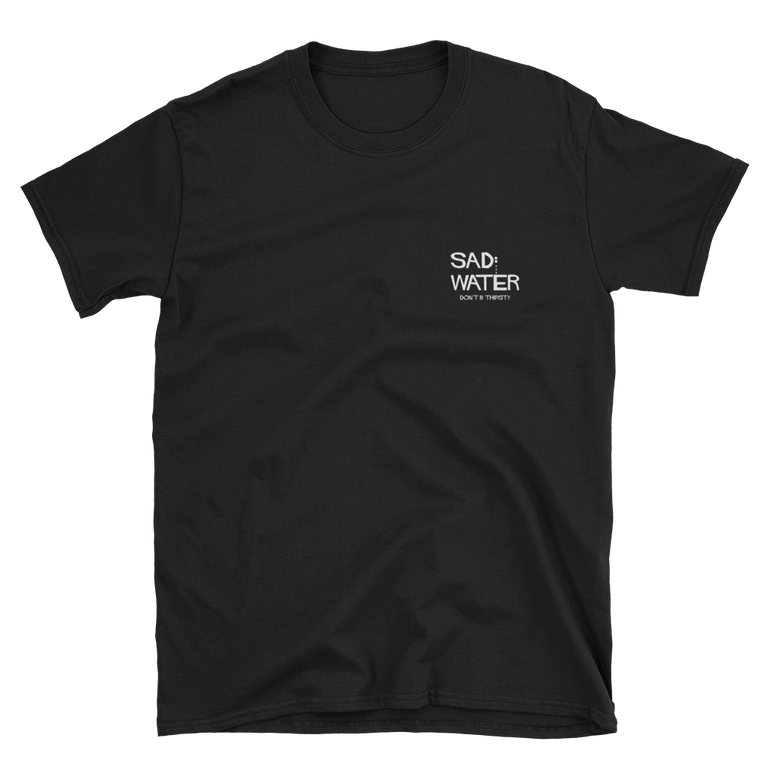 SAD GUIDE PYRAMID T-SHIRT