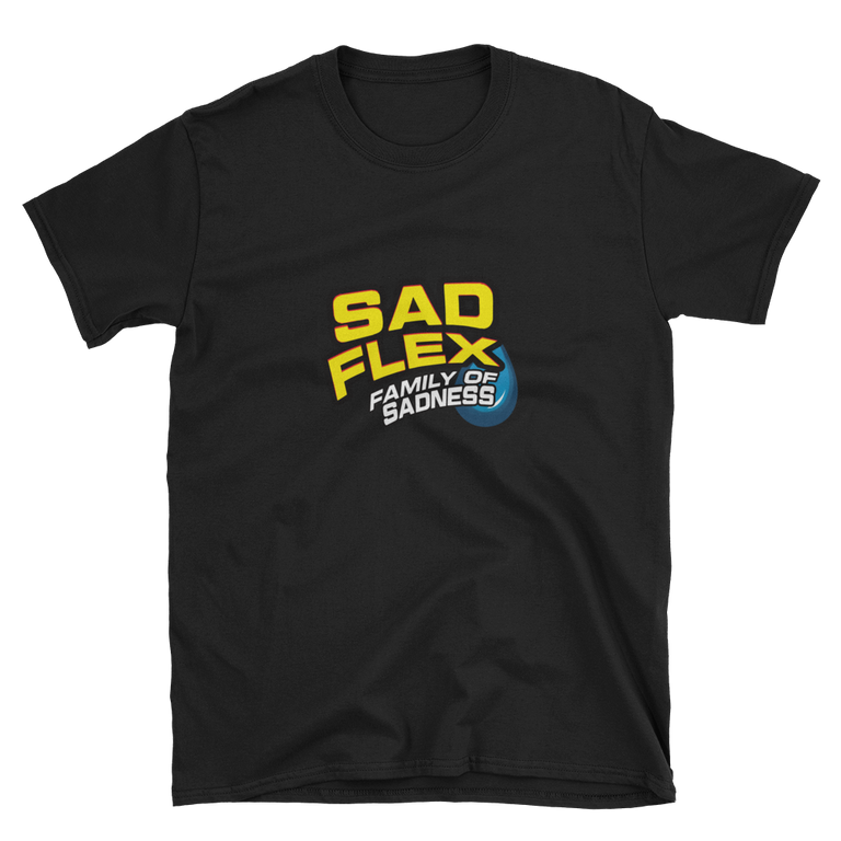 SAD FLEX T-SHIRT