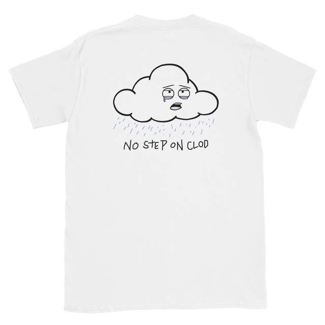 NO STEP ON CLOD T-SHIRT