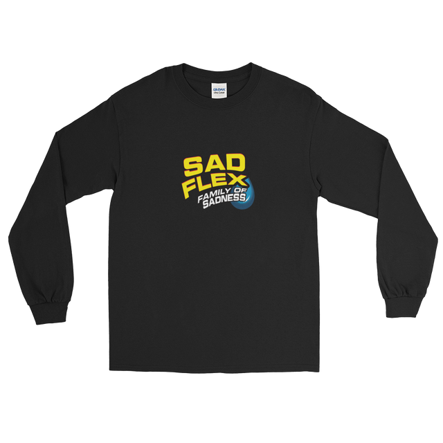 SAD FLEX LONG SLEEVE T-SHIRT