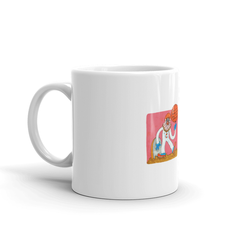 AMBER MCCALL x SAD WATER MUG (CLOWN)