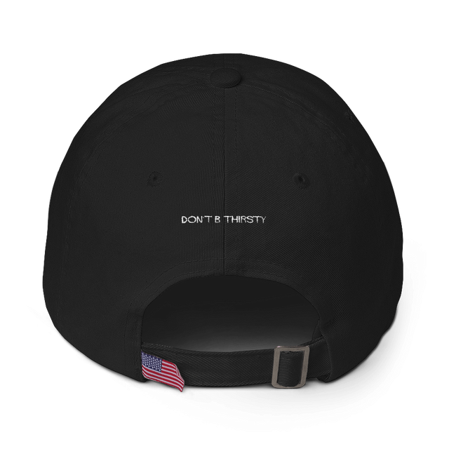 SAD DAD HAT (BLACK)