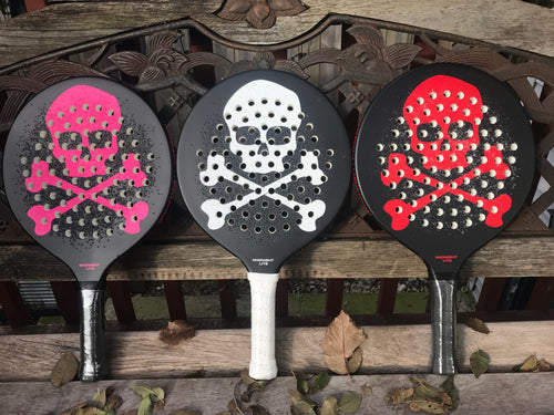 MIDNIGHT BRAND PADDLE TENNIS RACKET