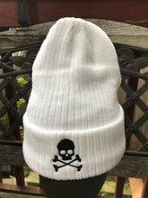 Load image into Gallery viewer, Ribbed Skull Cap - Multiple Colors