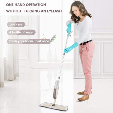 SPRAY MOP FLAT