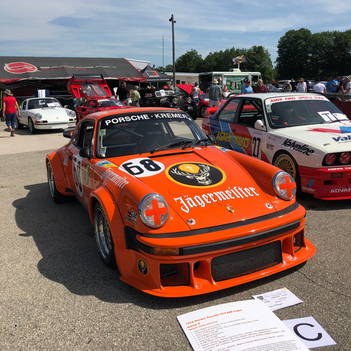 2019 Road America Vintage Weekend