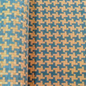 "REAL Woven Leather - 27"" or 39"" Wide - Sold Per Hide"
