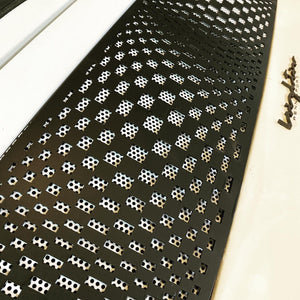 911 Deck Grill - Pasha Pattern